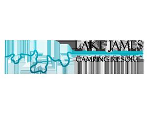 Lake James Camping Resort Logo