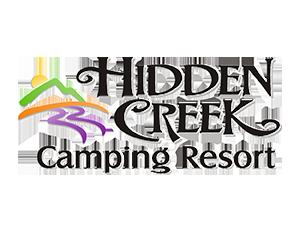 Hidden Creek Campground logo